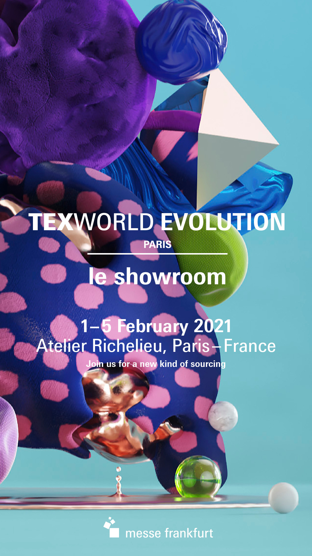 Texworld Evolution Le Showroom