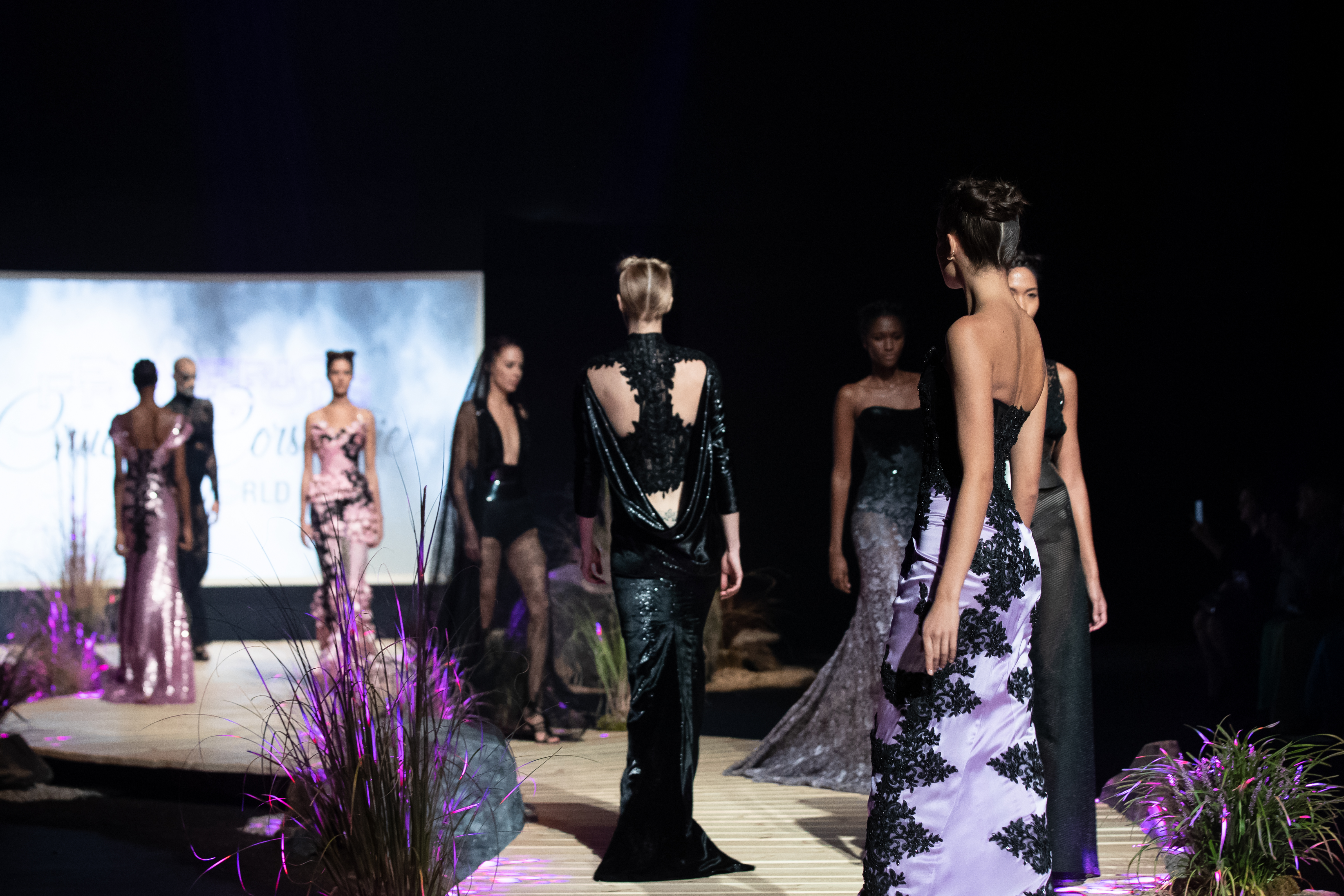 Texworld catwalks